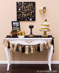 add glam to your mantel or entryway for a fresh spin on this