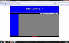 tutorial membuat web html sederhana dasar html dan layout sederhana idris blog
