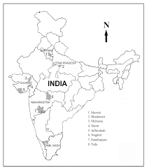 Blank Map Of World Political by Phylogeography And Domestication Of Indian River Buffalo Bmc