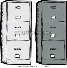 Black Metal File Cabinet File Cabinet Vector Download Free Vector Art Stock Graphics