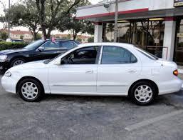 2000 hyundai elantra used hyundai elantra gls 2000 cheap car 1500 in fl