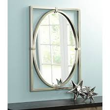 Uttermost Mirrors Free Shipping Uttermost Kagami Brushed Nickel 34