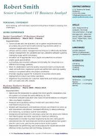 ba resume format business analyst resume format sample business analyst resumes