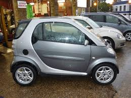 used 2002 smart fortwo 0 6 passion 3dr for sale in middlesex