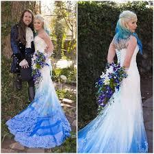 tie dye wedding dress image result for tie dye wedding dress proms weddings more