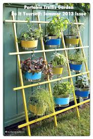 diy garden trellis ideas u2013 satuska co