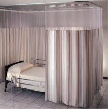 Hospital Cubicle Curtains Hospital Curtain 4 Privacy Cubicle Curtains Privacy Cubicle
