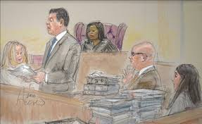 sketches of court jury awards 5 7 million in 2006 bus