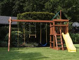 how to build endeavor diy wood fort swing set plans jack u0027s