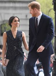 prince harry prince harry steps out with meghan markle after the birth of his