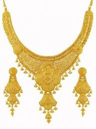 gold har set gold rani haar mehrasons jewellers necklace tradition