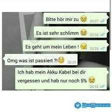 chat sprüche lustige whatsapp bilder und chat fails 71 kein akku sprüche