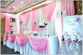 wedding backdrop on stage wedding decoration background