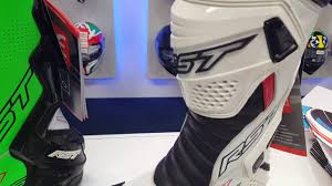sportbike racing boots rst pro series 1503 race boot from www mymoto uk com youtube