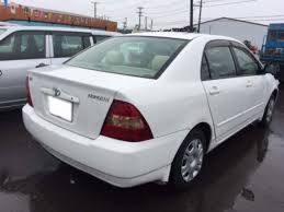 best price on toyota corolla used toyota corolla sedan 2002 best price for sale and export in