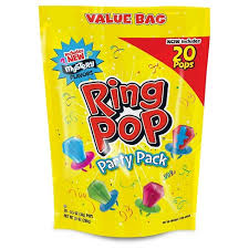 where can i buy ring pops ring pop lollipops and candies party pack 10oz 20ct target