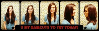 ponytail haircut technique how to hair girl 5 diy haircuts to try today