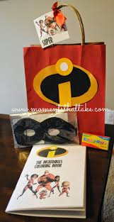 9 incredibles birthday party images