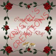 Congratulations On Your Marriage Cards Second Life Marketplace Wd6 Congratulations On Your Wedding Day
