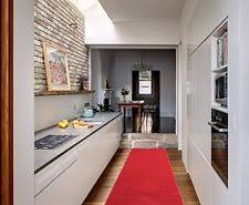 kitchen runner rugs ebay