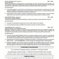 Plant Manager Resume Logistic Manager Resume