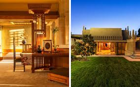 hollyhock house 10 must see houses designed by architect frank lloyd wright
