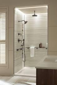 shower best acrylic shower stalls ideas stunning kohler shower