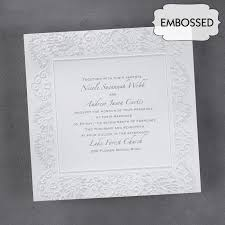 wedding invitations embossed wedding invitations and wedding stationery flamingo