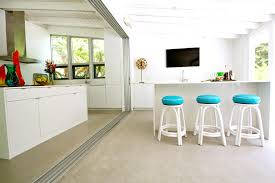 Movable Walls Ikea Rattan Bar Stools In Kitchen Beach Style With Painted Rattan Next