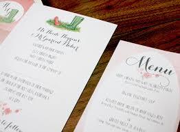 wedding invitations kilkenny heidi gearóid illustrated in invitation suite wedding