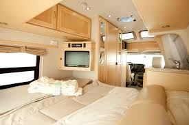 motor home interiors canadream deluxe cer