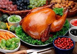 thanksgiving cooked meal orders 11 21 wed pu only