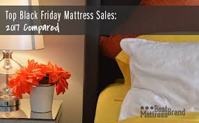 top black friday mattress sales of 2017 compared best mattress brand