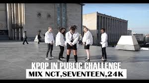 Challenge Mix Kpop In Challenge Brussels Mix Nct Seventeen 24k
