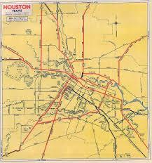 Houston City Limits Map Texas Aaroads Houston
