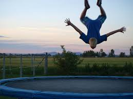 trampoline safety statistics are backyard trampolines safe