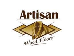 the human figure in this logo wood floor company westend