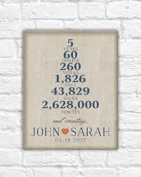 5 year anniversary gift ideas for 5 year anniversary one year wedding anniversary paper anniversary