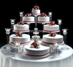 wedding cake tiers outstanding tiered wedding cakes 1000 ideas about tiered wedding