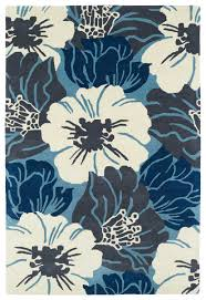 Hibiscus Rug Melanage Collection By Kaleen