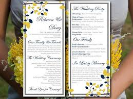 Diy Wedding Ceremony Program 194 Best Autumn Wedding Images On Pinterest Pumpkins Menu And