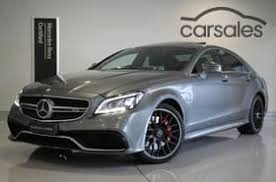 mercedes cls63 amg price used mercedes cls63 cars for sale in australia