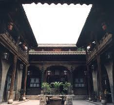 famous grand courtyards of shanxi merchants ii 1