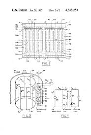 patent ep0735377a2 metal detector coil inductance testing drawing