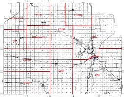 Kansas Counties Map Morris County Conservation District