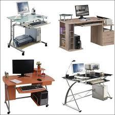 bureau informatique pas cher meuble informatique bureau bureaux en mtal bois verre pas cher