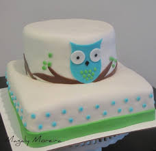 baby shower owl cakes owl baby shower cake on chaqula