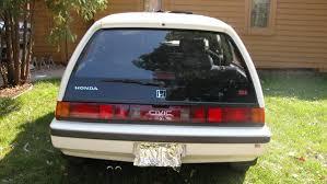 sport injected 1986 honda civic si hatchback