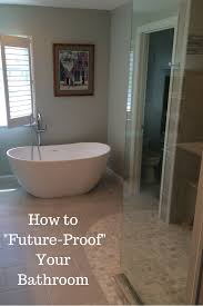 how to waterproof your cleveland bathroom for aging in place