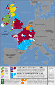 Alternate History Maps Angevin Dual Monarchy Civil War Map Divergence Of Darkness